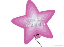 Frasi auguri di buon compleanno per una bambina