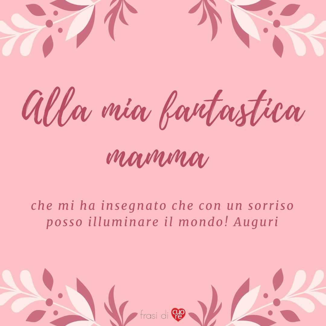 Fantastica mamma