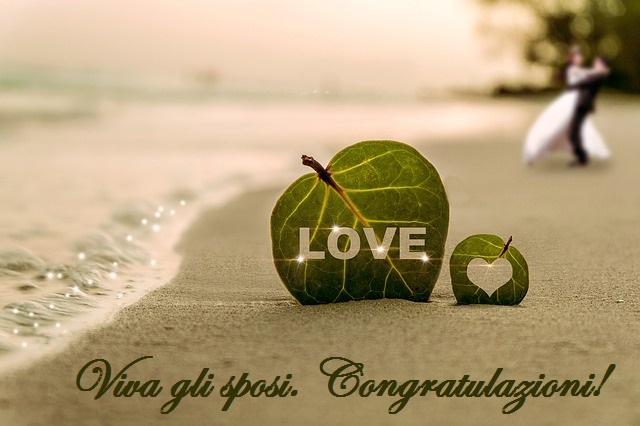 Auguri Matrimonio Whatsapp : Auguri agli sposi dedicate una frase di auguri sinceri ai vostri