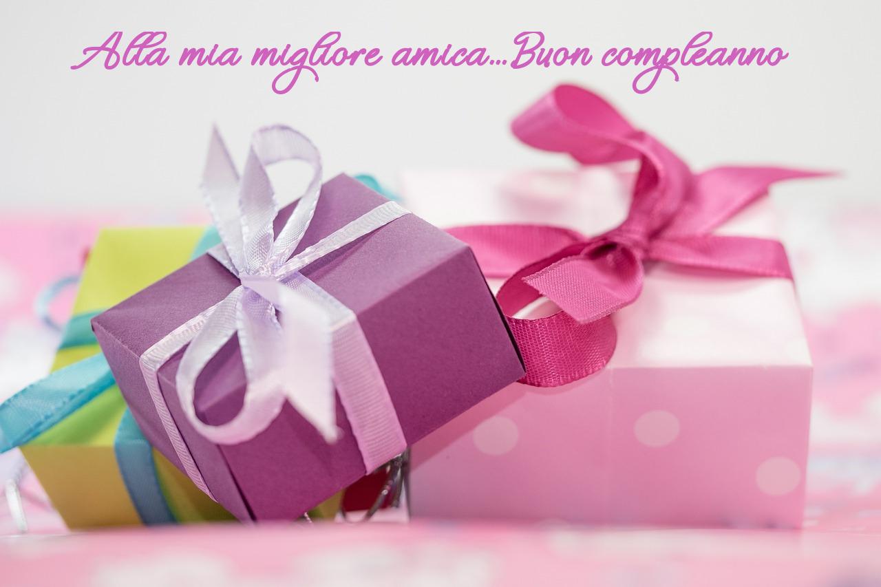 Frasi auguri di buon compleanno amica mia | Frasi di cuore