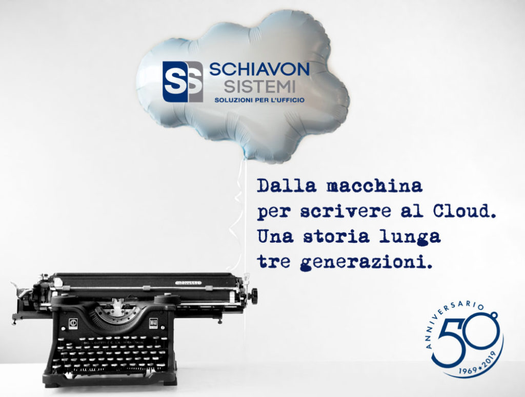 Anniversario aziendale 50° anniversario di Schiavon Sistemi