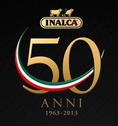 Lettera anniversario aziendale 50 anni Inalca
