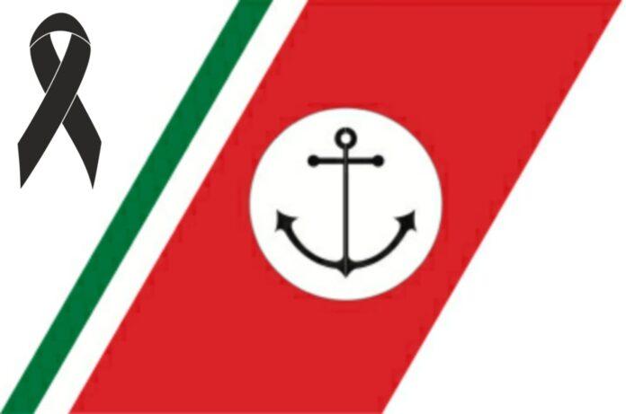 Condoglianze Lutto Guardia Costiera